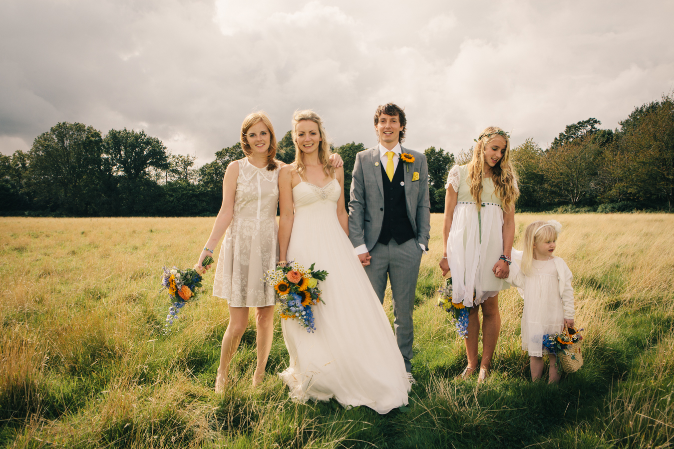 A West Sussex Garden Festival Wedding Part Two