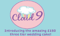 Click to visit Cloud 9 wedding cakes