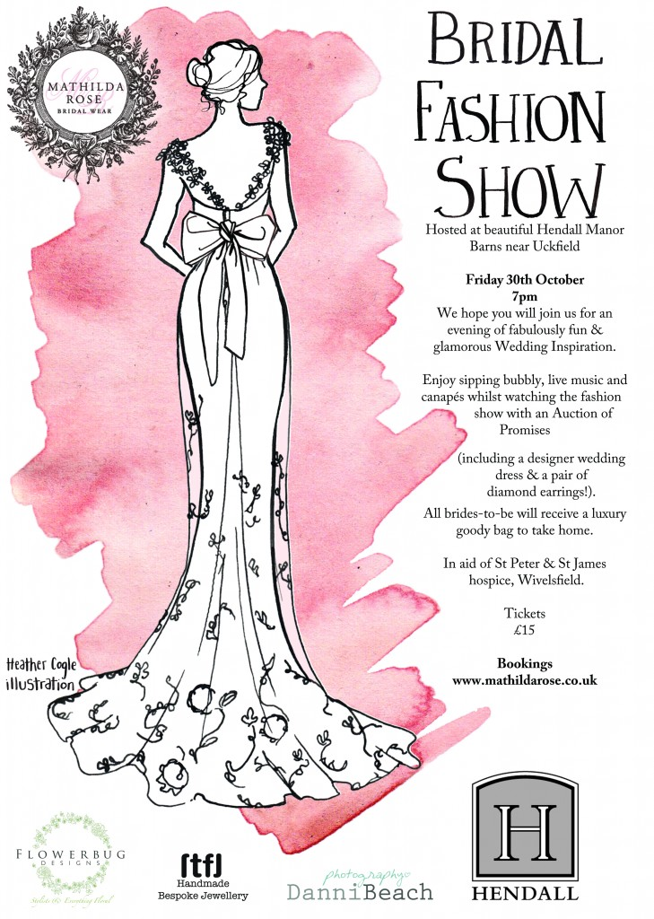 Wedding Fashion Show For A Good Sussex Cause Love Sussex Weddings